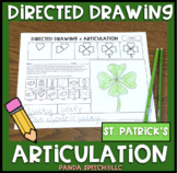 Directed Drawing Articulation: St. Patrick's Theme