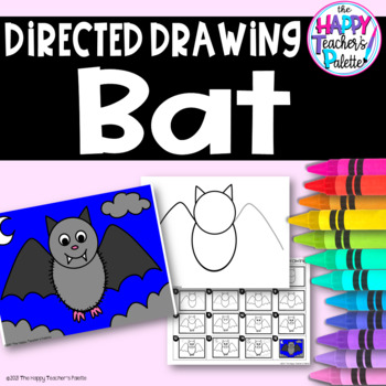 Directed Drawing ~ Bat ~