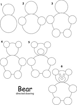 Directed Drawing - Bear