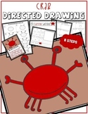 CRAB Directed Drawing & Writing Prompts