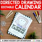 Directed Drawing Calendar - 2018 BONUS included - Directed