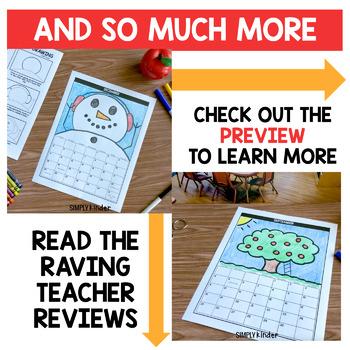Directed Drawing Calendar - 2018 Calendar 2019 Calendar