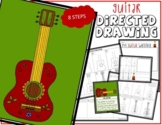 Cinco de Mayo GUITAR Directed Drawing & Writing Prompts