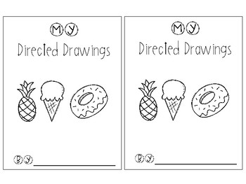 Directed Drawing Covers