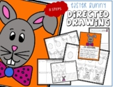 EASTER BUNNY Directed Drawing & Writing Prompts