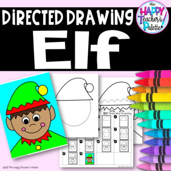 Directed Drawing ~ Elf ~