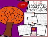 Directed Drawing - Fall tree