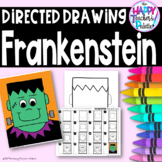 Directed Drawing ~ Frankenstein ~
