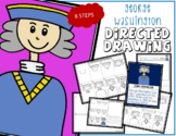 GEORGE WASHINGTON Directed Drawing & Writing Prompts
