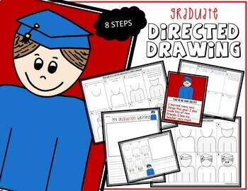 Directed Drawing - GRADUATION
