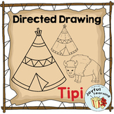 Directed Drawing | Indigenous Peoples | Native American | First Nations | Free