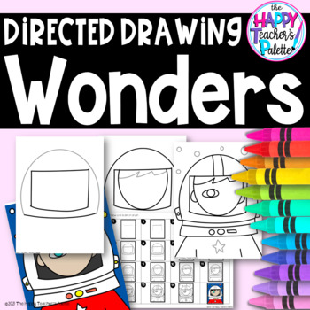 Directed Drawing Inspired By Were All Wonders