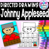 Directed Drawing ~ Johnny Appleseed ~