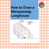 Directed Drawing:  Longhouse!