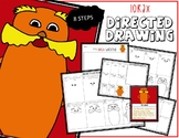 Dr. Seuss' Day LORAX Directed Drawing & Writing Prompts