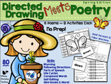 Directed Drawing MEETS Poetry (Spring) Whimsy Workshop Teaching