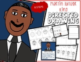 MARTIN LUTHER KING Directed Drawing & Writing Prompts