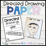 Directed Drawing Paper and Covers