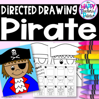 Directed Drawing ~ Pirate ~