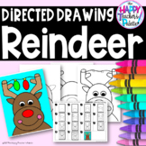 Directed Drawing ~ Reindeer ~