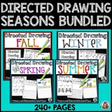 Directed Drawing Seasonal BUNDLE