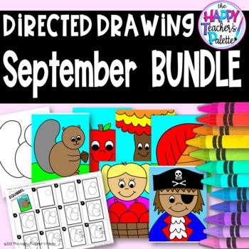 Directed Drawing ~ September BUNDLE ~