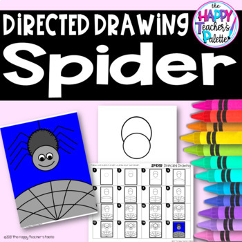 Directed Drawing ~ Spider~
