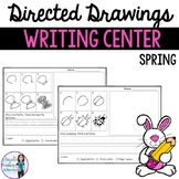Spring Directed Drawing Writing Center