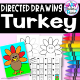 Directed Drawing ~ Turkey ~