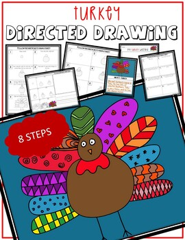 Directed Drawing - Thanksgiving TURKEY
