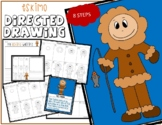 Winter ESKIMO Directed Drawing & Writing Prompts