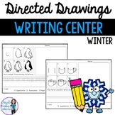 Directed Drawing Winter Writing Center