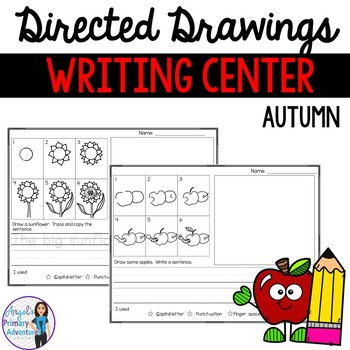 Directed Drawing Autumn Writing Center