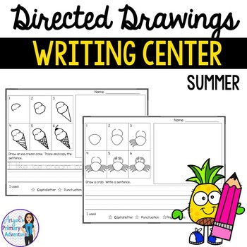 Directed Drawing Summer Writing Center