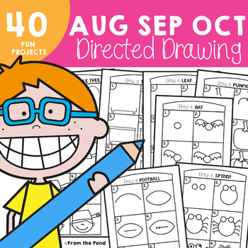 Directed Drawing & Writing Packet - Fun Fall Activities
