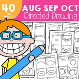Directed Drawing & Writing Packet - Fun Fall Activities