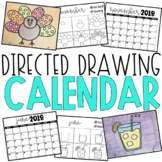 Directed Drawing Year Long Calendar