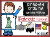Directed Drawing and Writing Templates for United States Patriotic Symbols