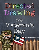 Directed Drawing for Veteran's Day