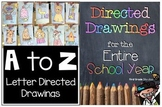 Directed Drawings BUNDLE: YEAR LONG AND A TO Z PACK