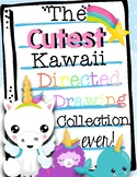 Directed Drawings Kawaii Style from Alpaca to Unicorn