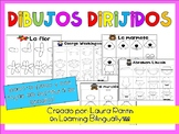 Directed Drawings Pack in Spanish