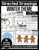 Directed Drawings Winter Theme