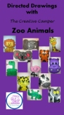 Directed Drawings - Zoo Animals