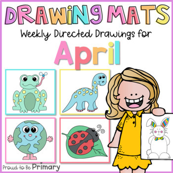 How to Draw Directed Drawings for April