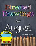 Directed Drawings for August
