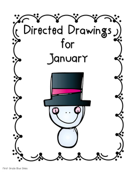 Directed Drawings for January