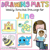 Summer Directed Drawings End of the Year   Father's Day, s