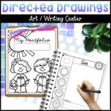 Directed Drawings for Kids with Instructions