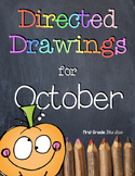 Directed Drawings for October